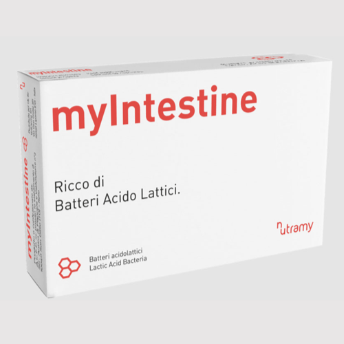 MyIntestine Nutraceutici Bioattivi integratori