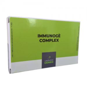 Immunogè complex