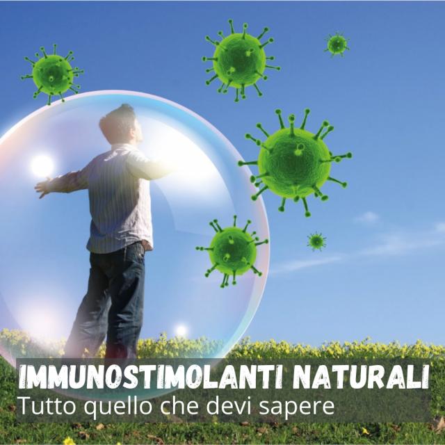 immunostimolanti naturali: guida completa